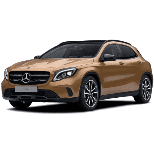 Выкуп Mercedes GLA-klasse в залоге
