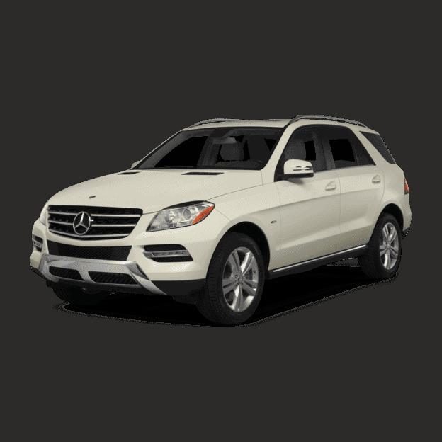 Срочный выкуп Mercedes M-klasse