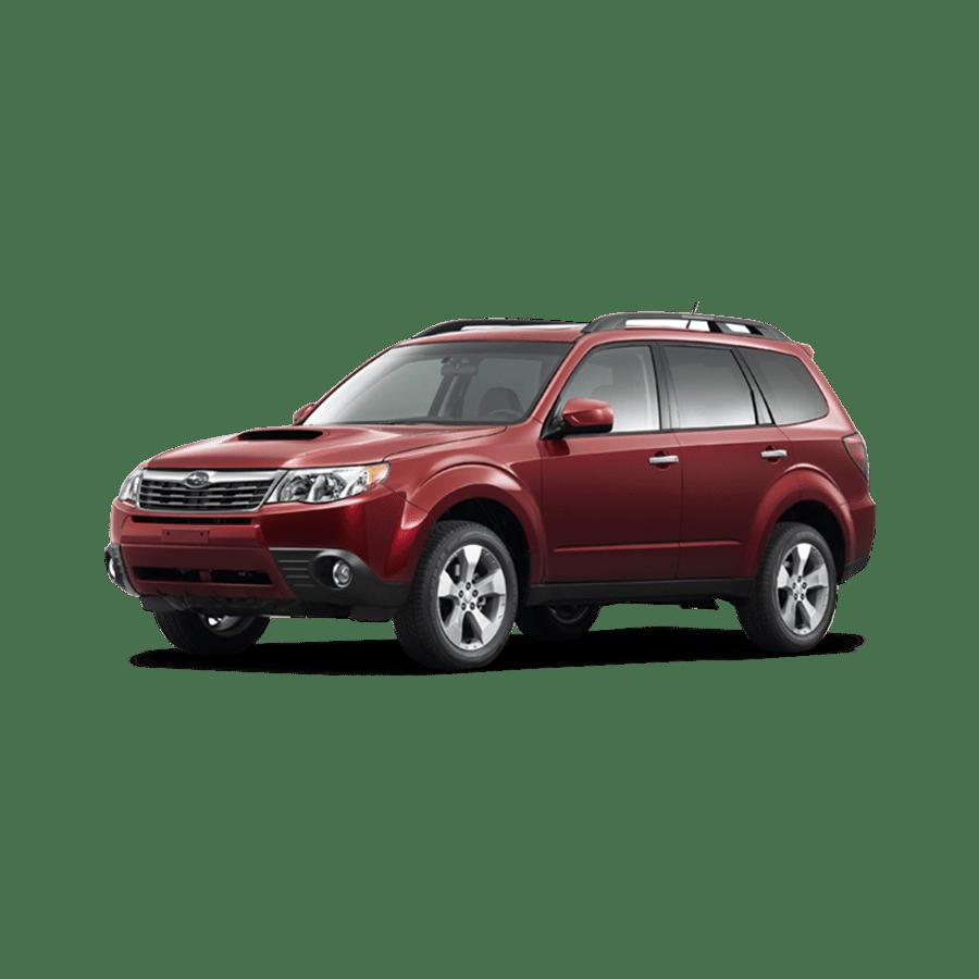 Выкуп Subaru Forester в залоге