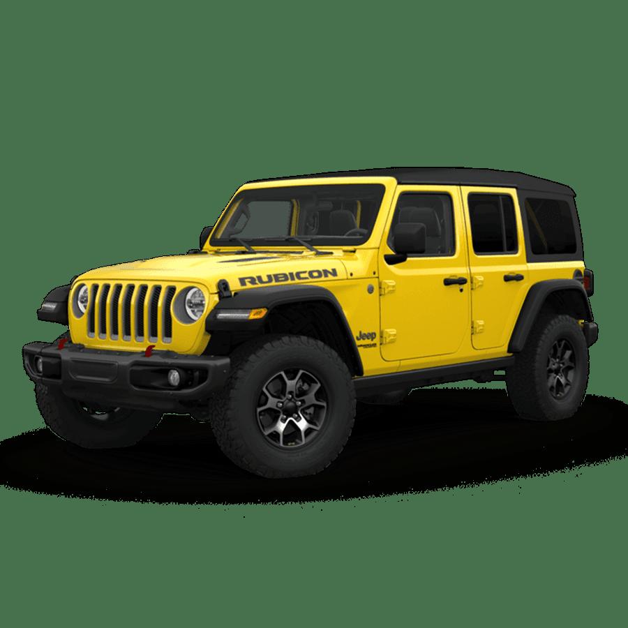 Выкуп Jeep Wrangler