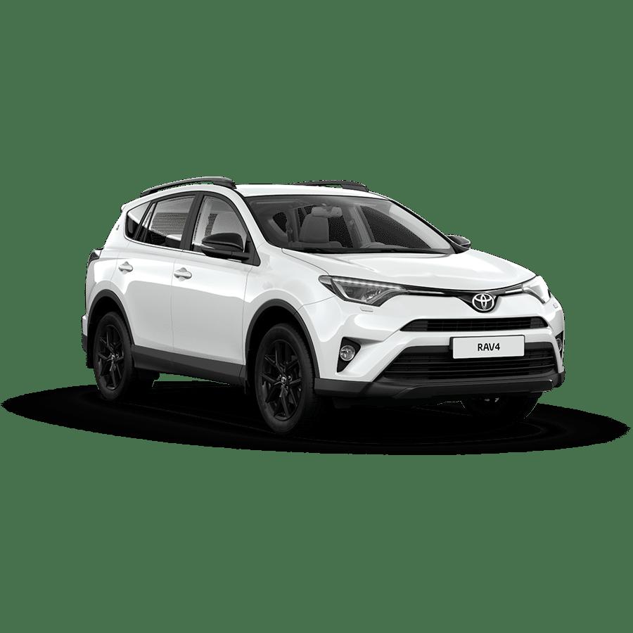 Выкуп аварийного Toyota RAV 4